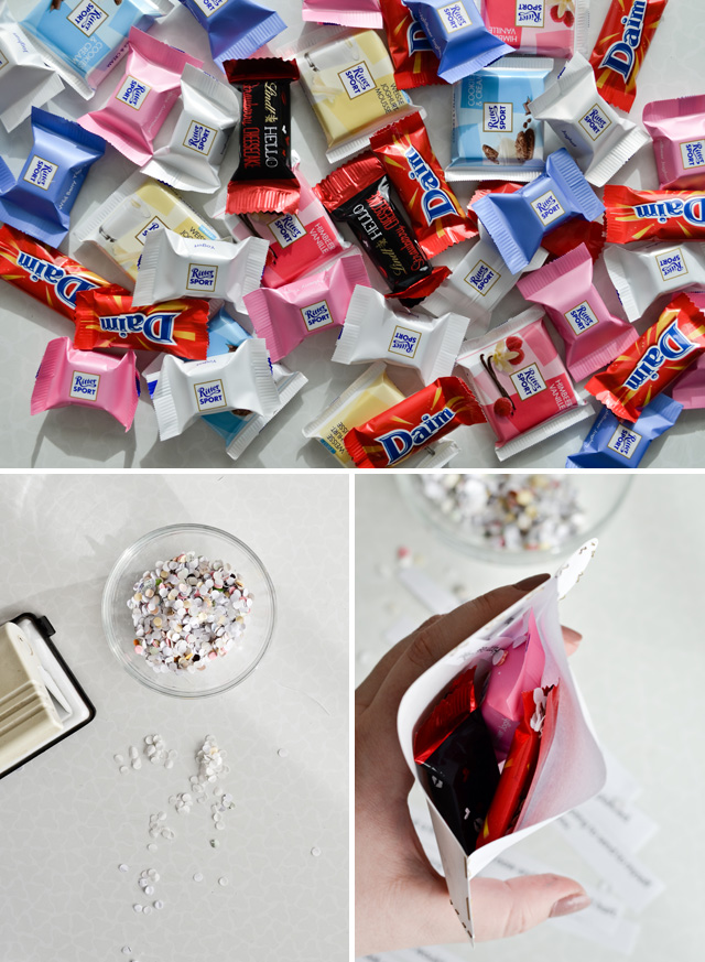 diy funny valentines day treat bags