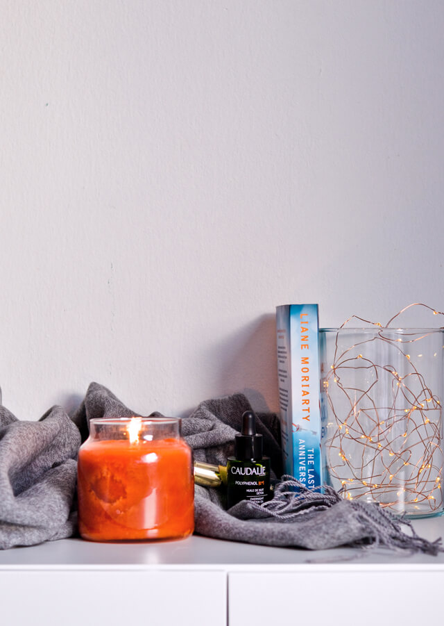A list of Autumn 2016 favorites on sugarsalted.com | candles, beauty, books, clothes