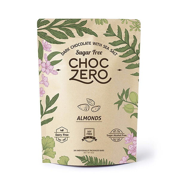 keto chocolate almonds